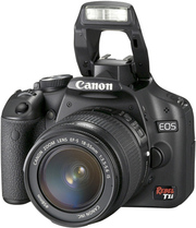 Brand New  Canon EOS Rebel T1i DSLR