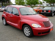 2007 Chrysler PT Cruiser 4 Dr Touring Edition