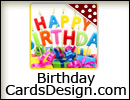 Designing Birthday Cards for free