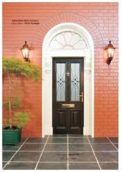 PALLADIO HIGH SECURITY COMPOSITE DOORS A RATED TRIPLE GLAZED