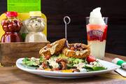 Bareburger-Organic Ice cream| Sandwiches |Patty |Salads