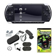Sony PSP-3000 Bundle with 21 Games