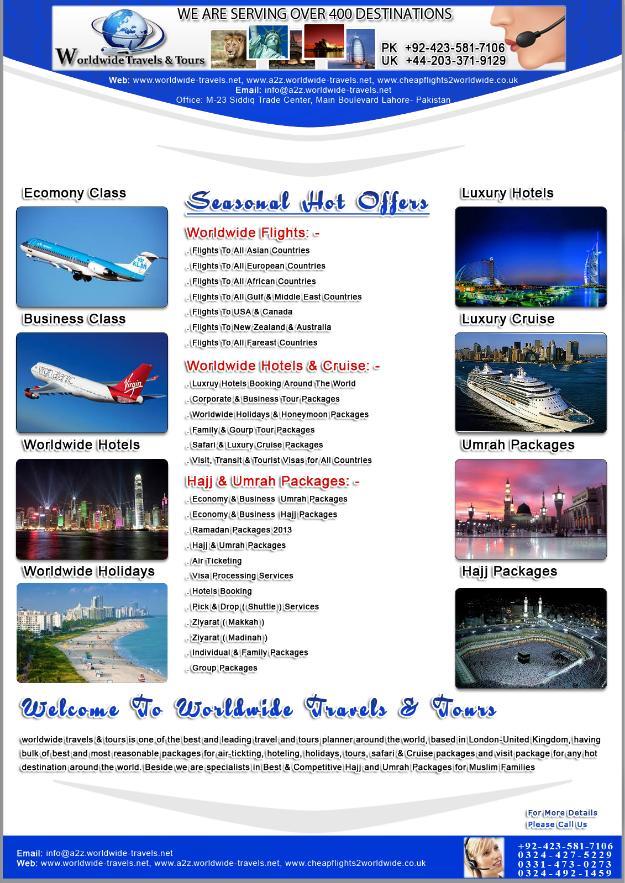 Best Online Travel Agents Ireland