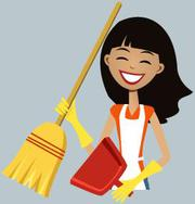 Experoenced cleaner available in Kildare area