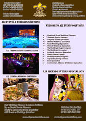 Event Management is a profession which demands high perfection,  hard w