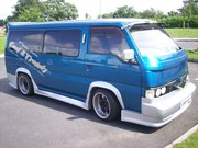 Nissan urvan Camper for sale