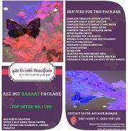 A2z Hot Baraat Package