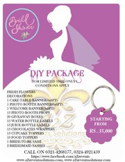 Bridal Shower Package
