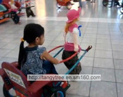 Fun indoor game kiddie rider made in China