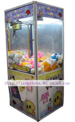 toy crane vending game machine